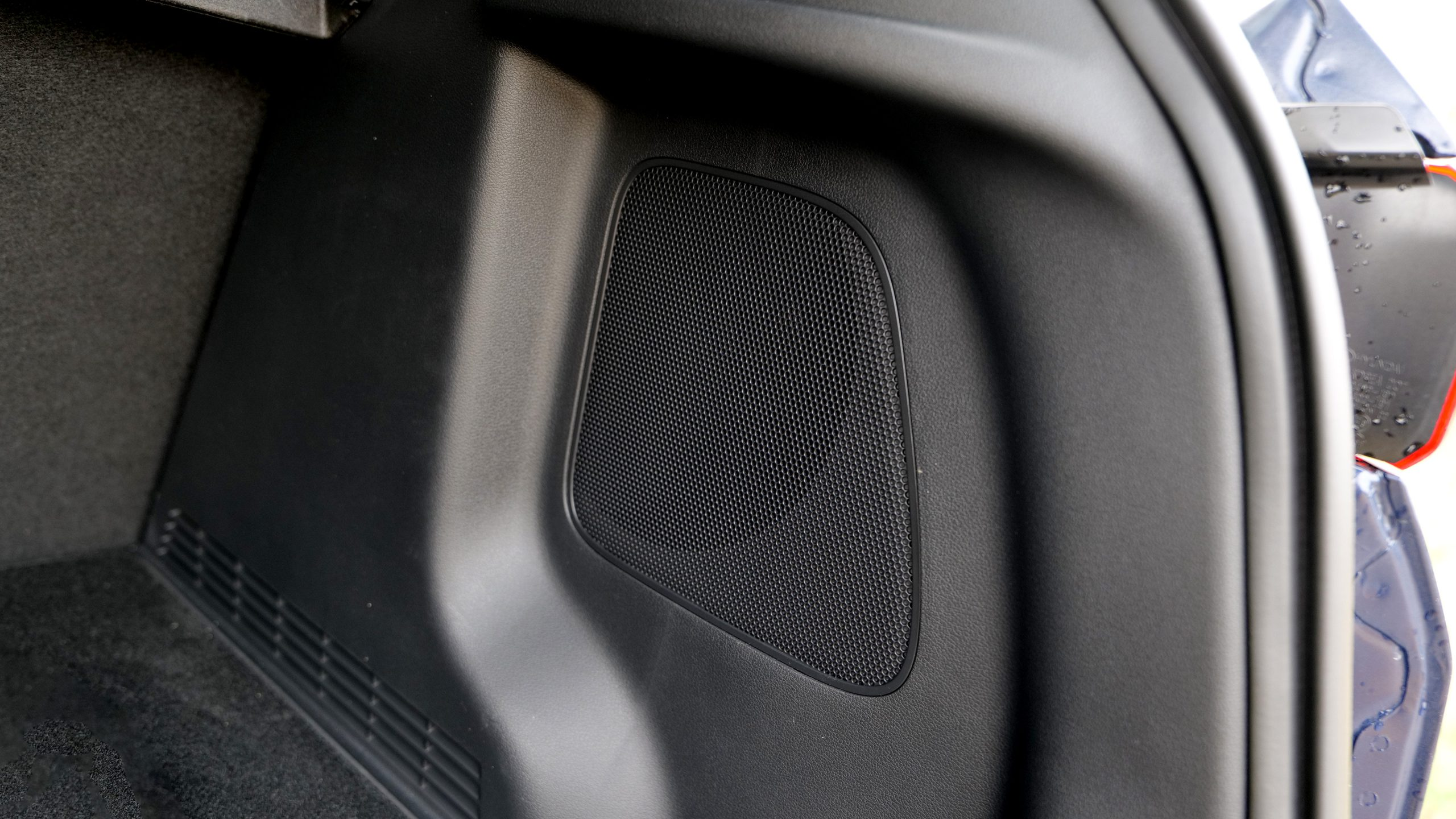 Hyundai Kona KRELL subwoofer