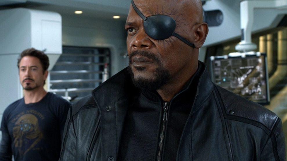 Nick Fury, Disney+_2