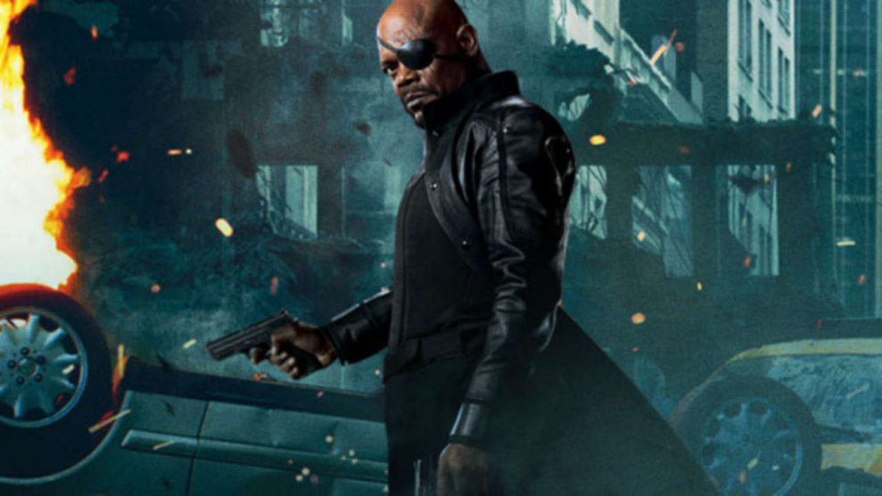 Nick Fury, Disney+_5