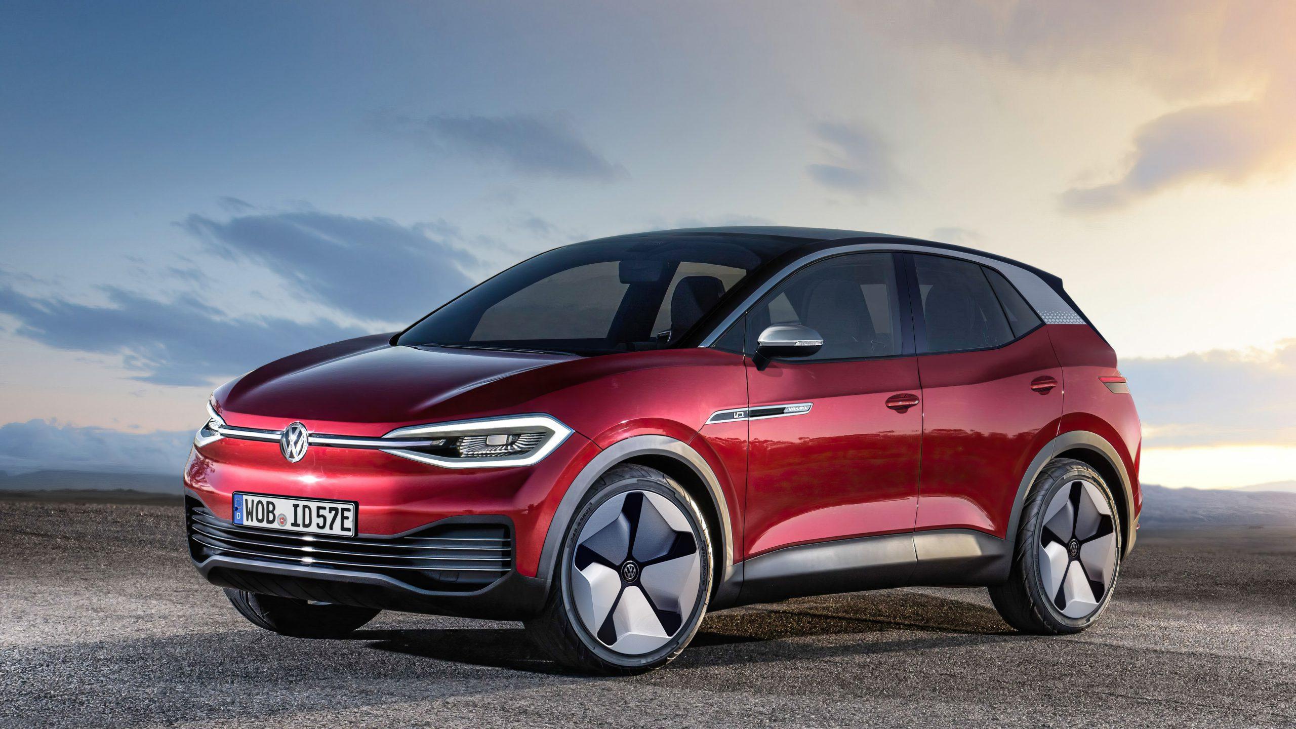 Volkswagen VW id4