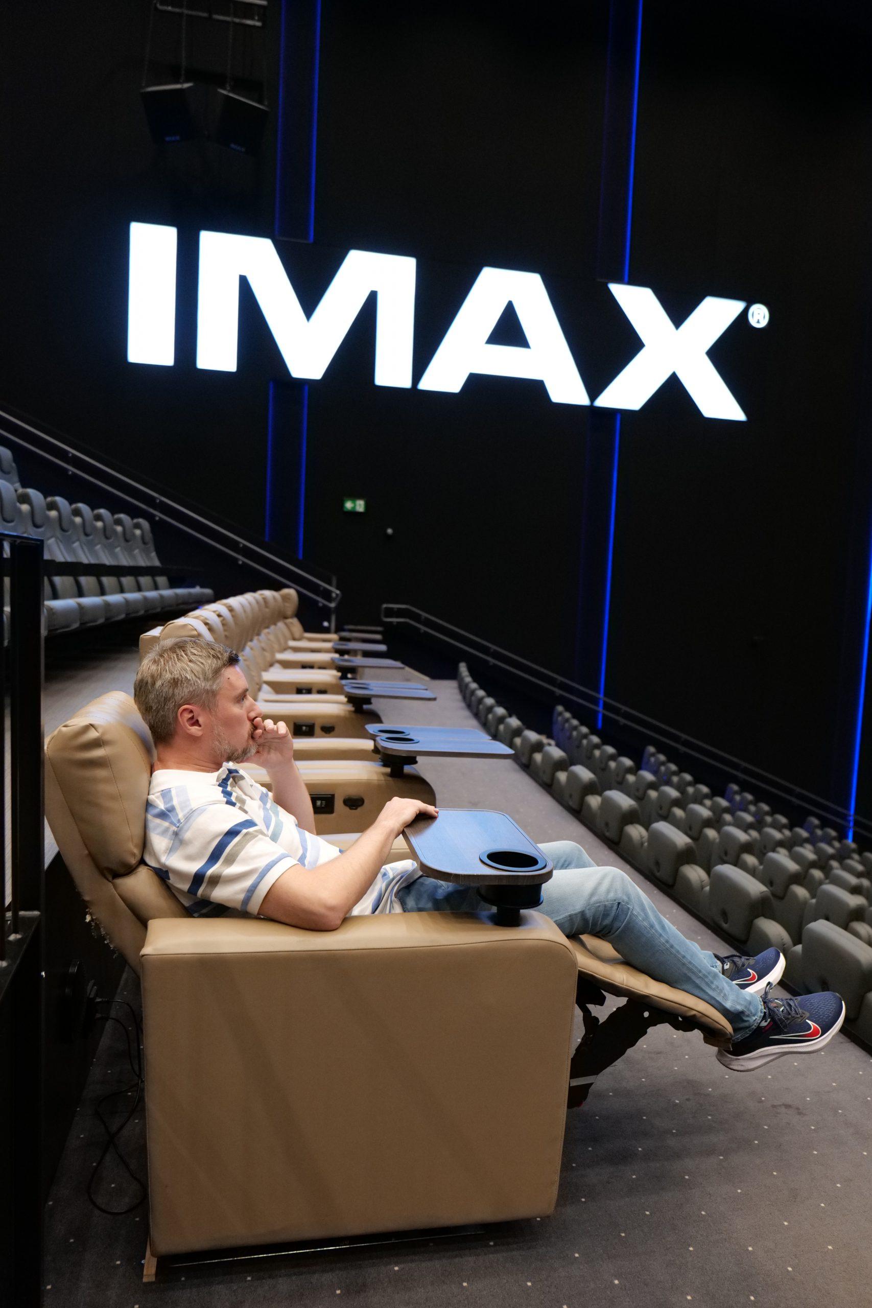 IMAX Odeon Oslo Audun Hage