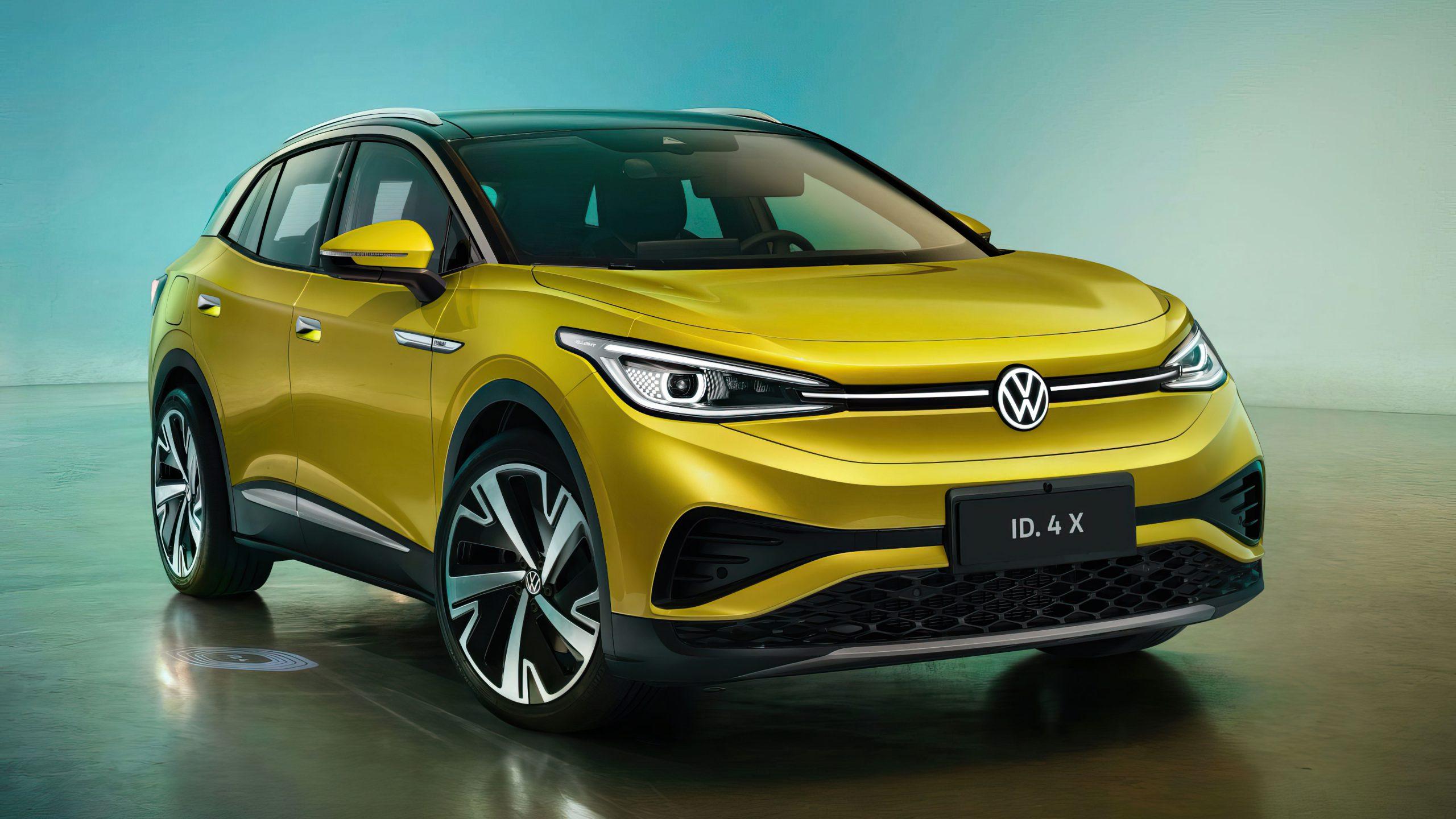 VW Volkswagen ID.4 X Kina
