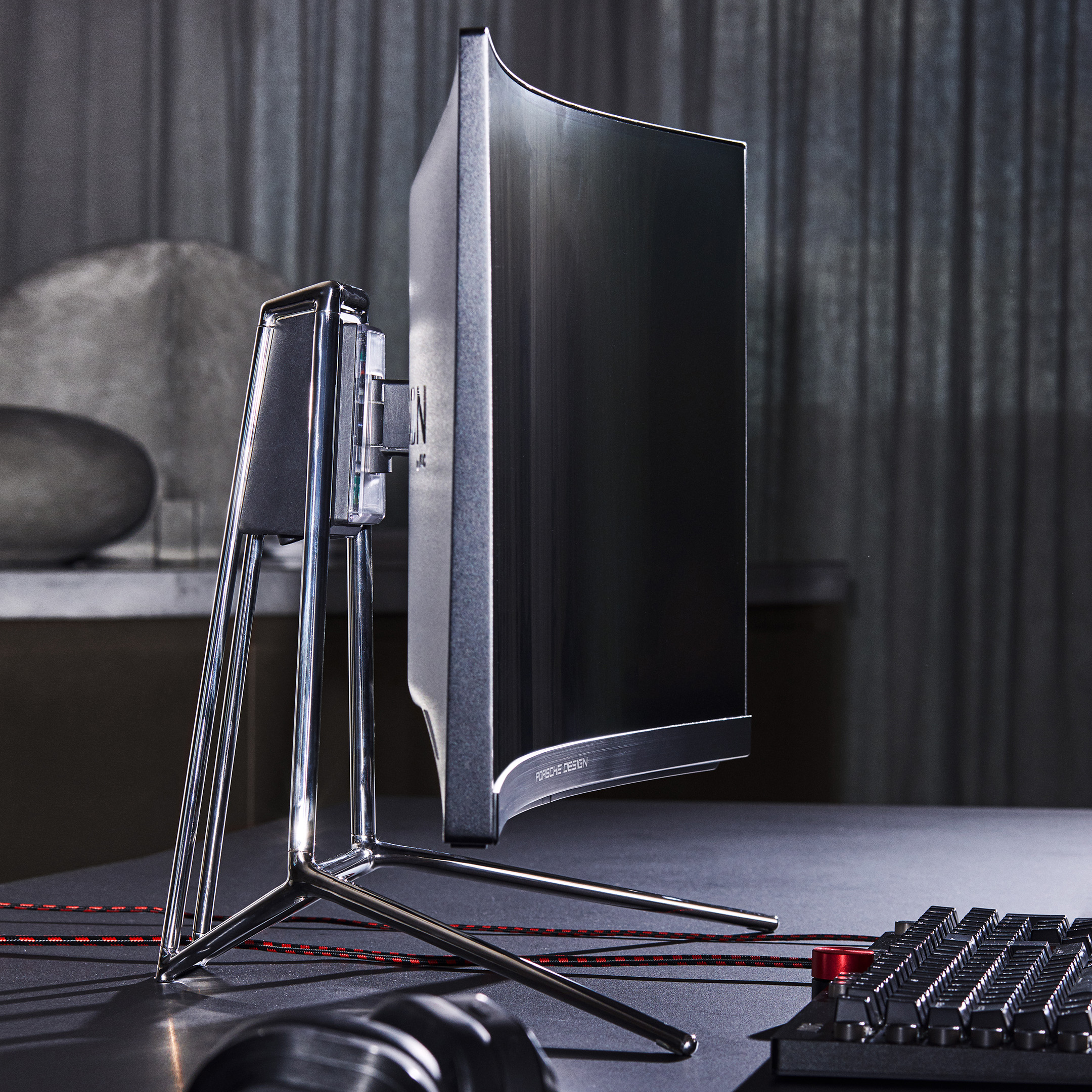 AOC PD27 Porsche Design lifestyle