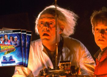 Back to the Future – The Ultimate 4K Trilogy (Foto: Universal/Sony)