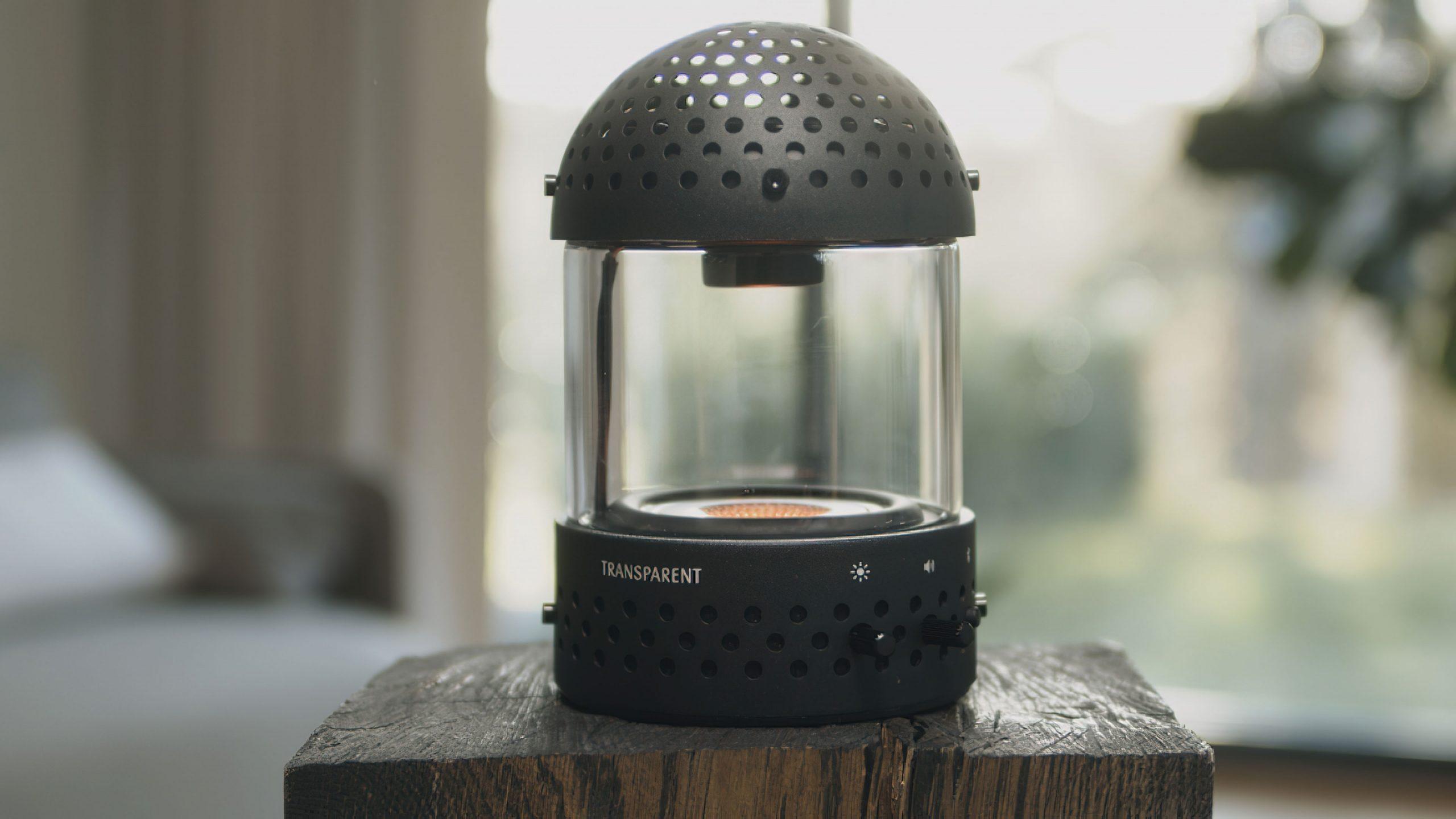 Light Speaker lifestyle
