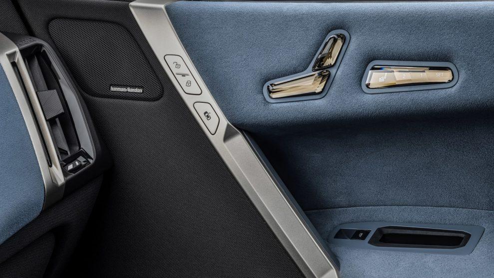 New BMW iX 3