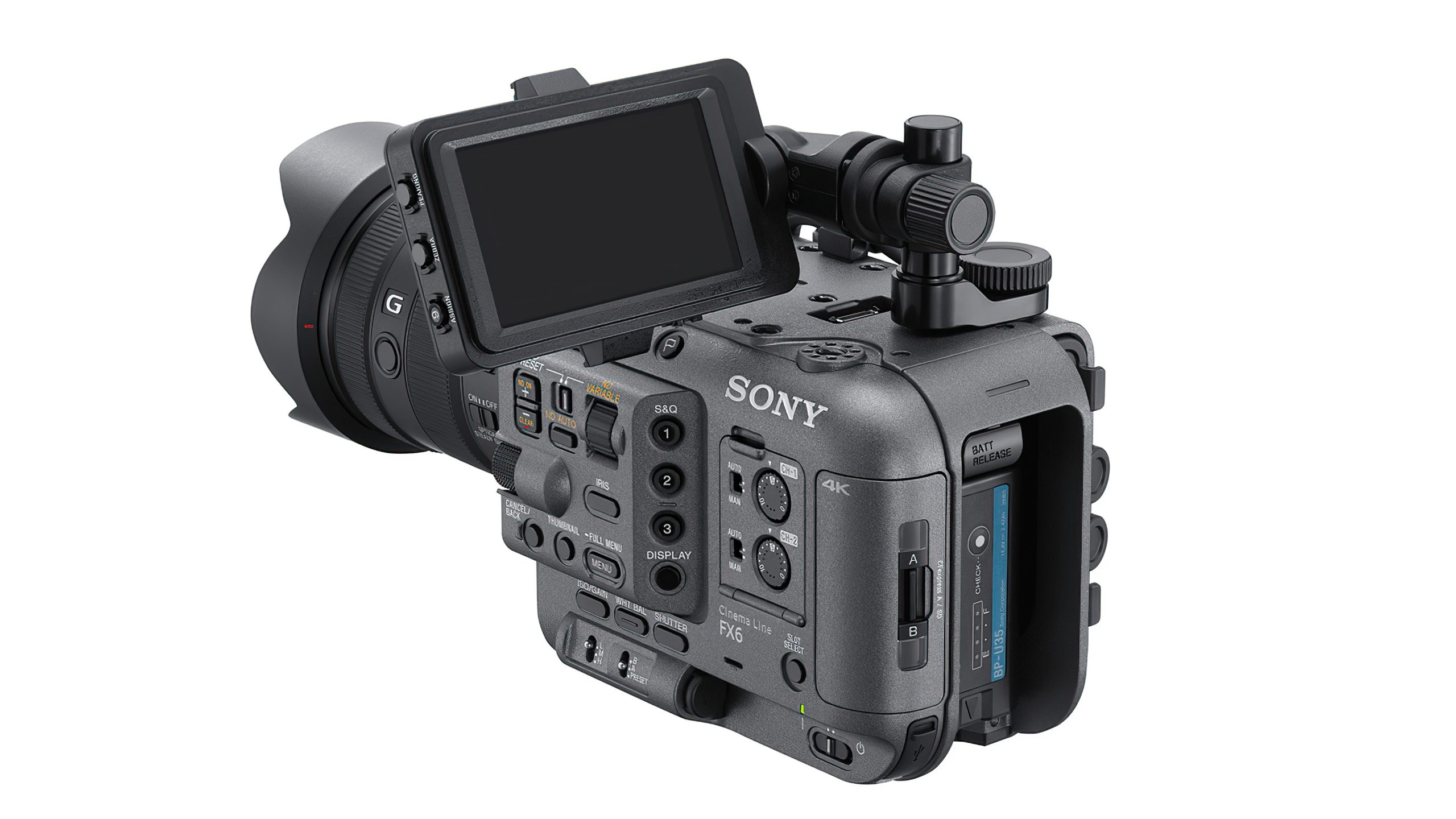 Sony Cinema Line FX6