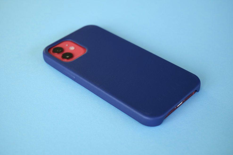 iPhone 12 mujjo bak