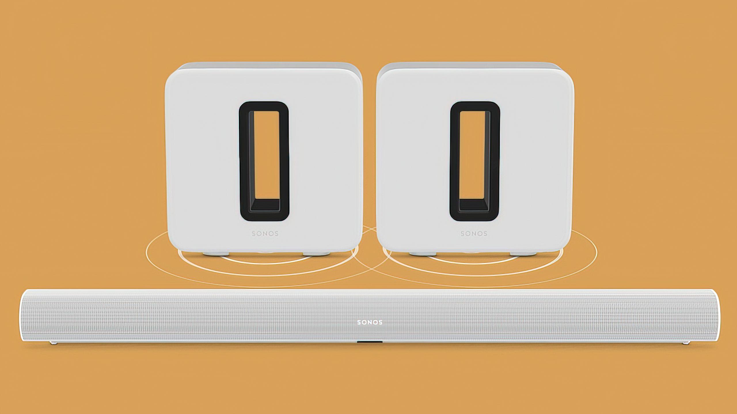 Sonos Sub & Arc