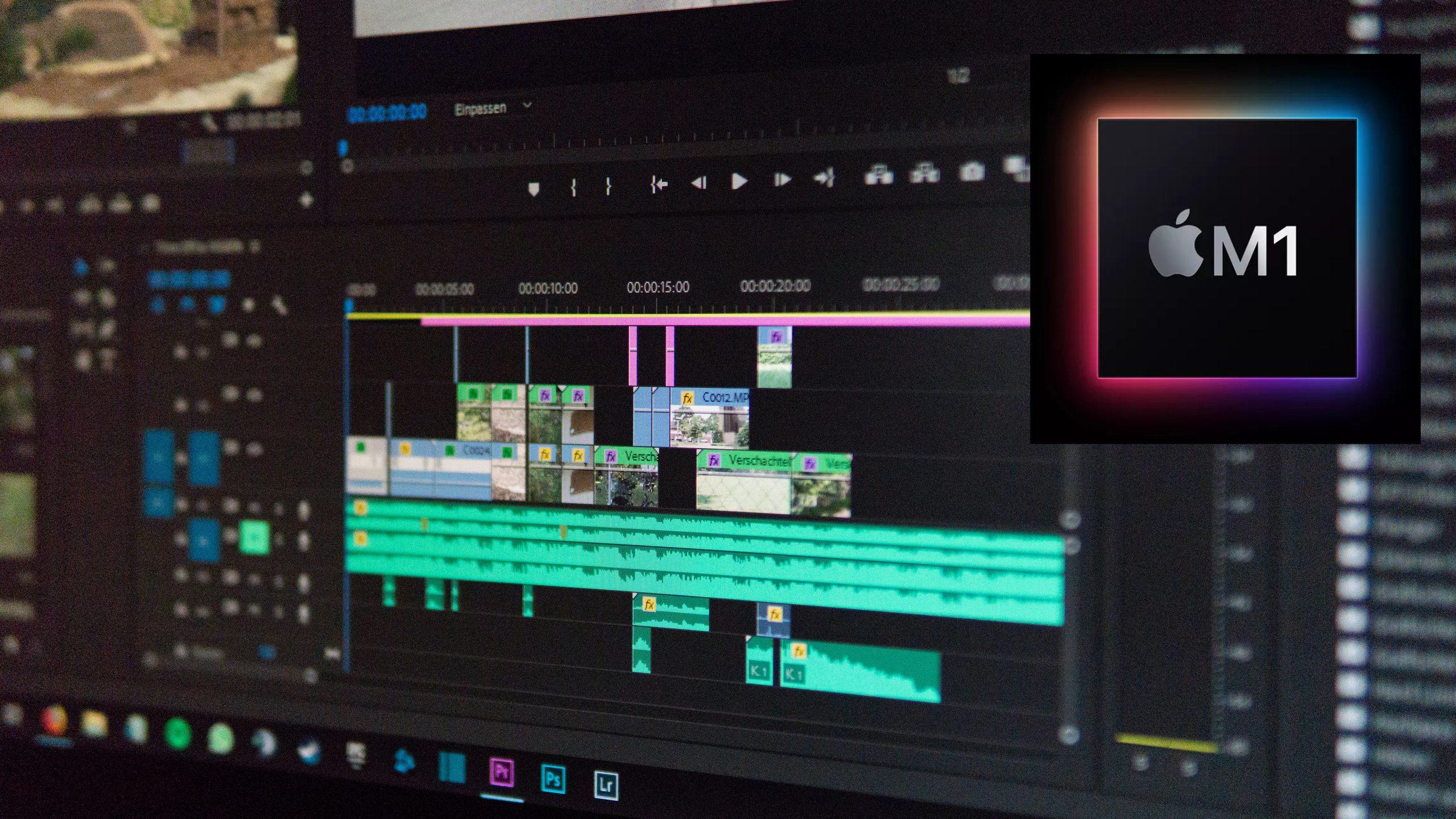 Adobe Premiere Pro Apple Silicon beta
