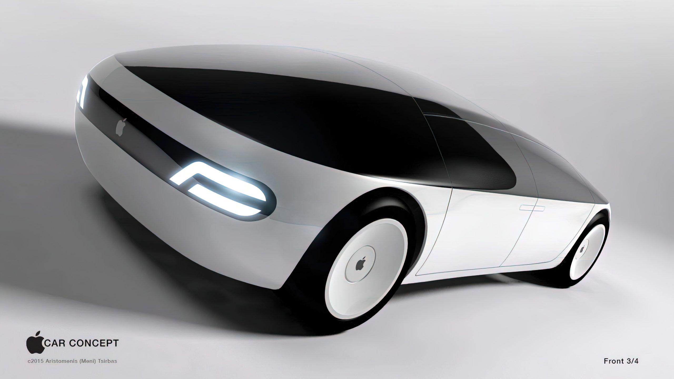 Apple-bil konsept