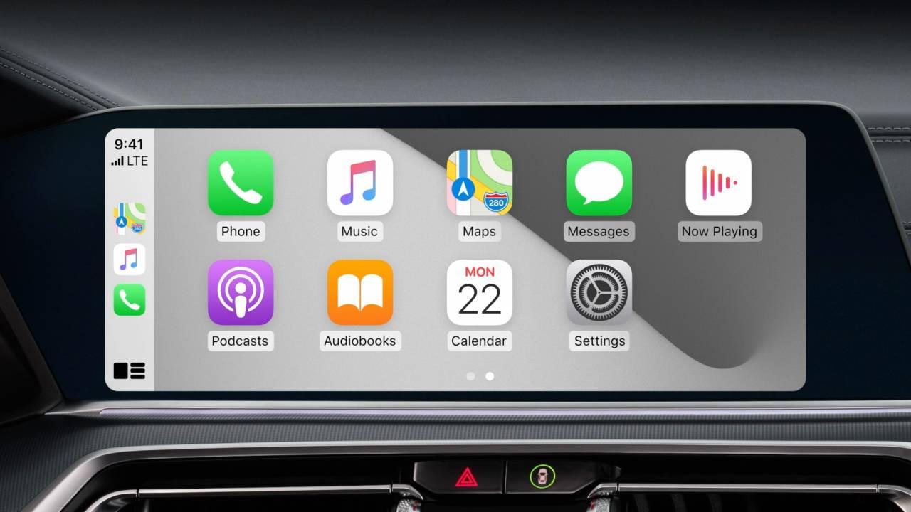 Carplay ios14 Apple-bil