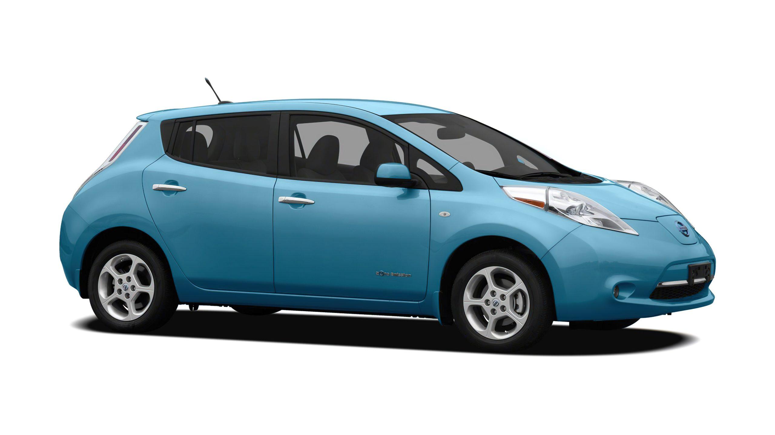 Nissan Leaf 2012 batterier elbil