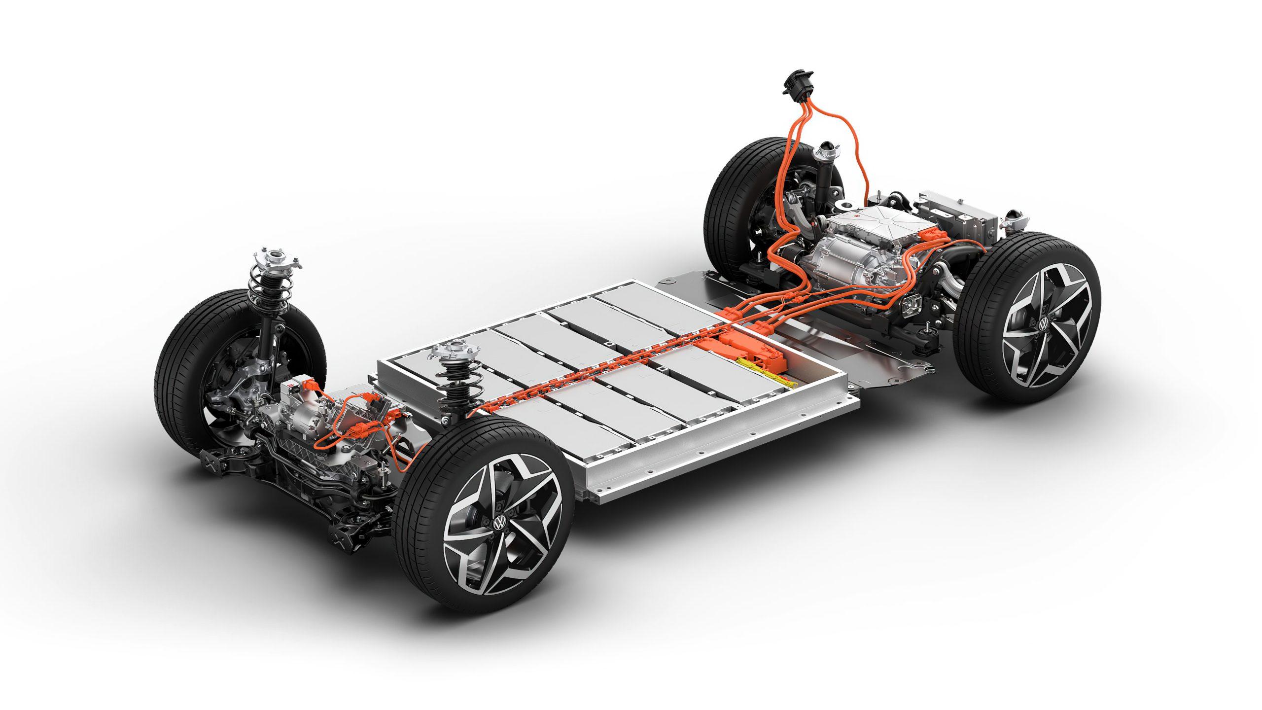 Batterier Volkswagen MEB