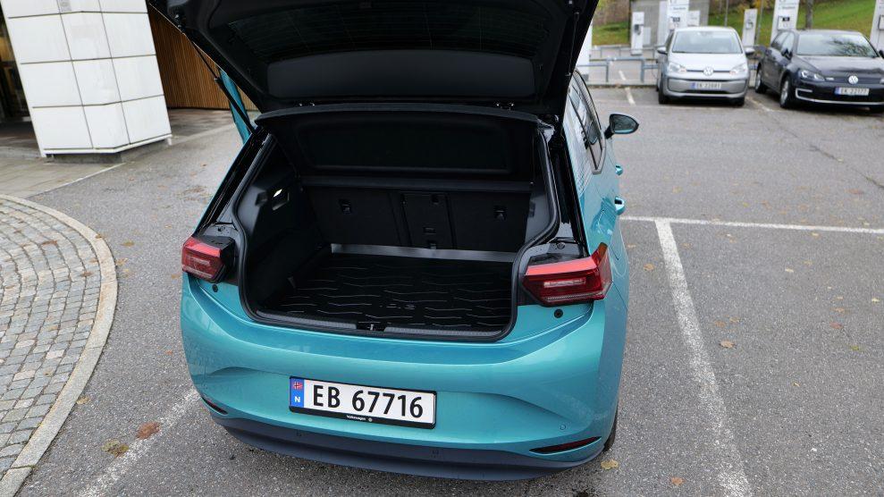 Volkswagen WV ID3 hatch
