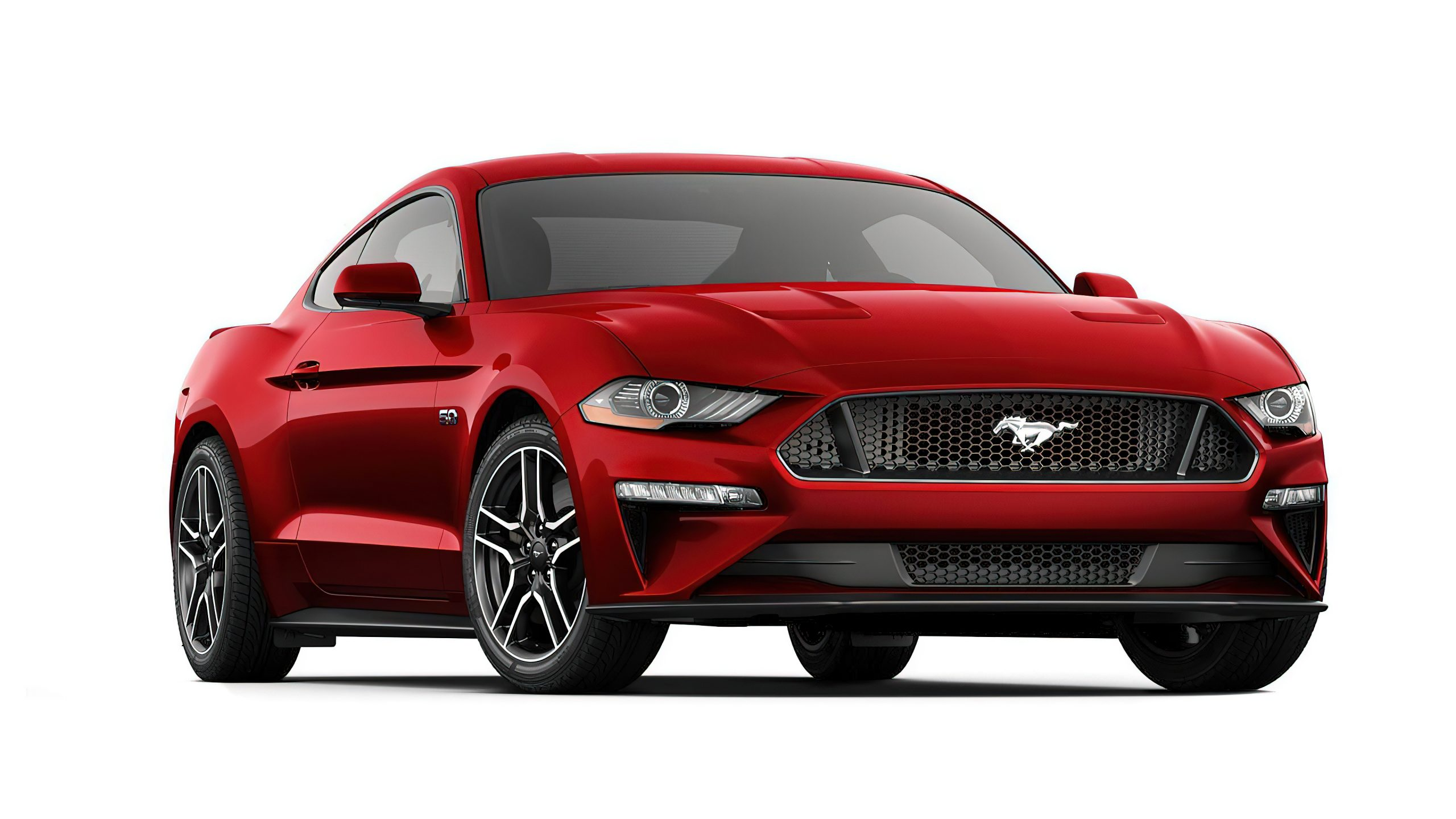 2020 Ford Mustang Fastback
