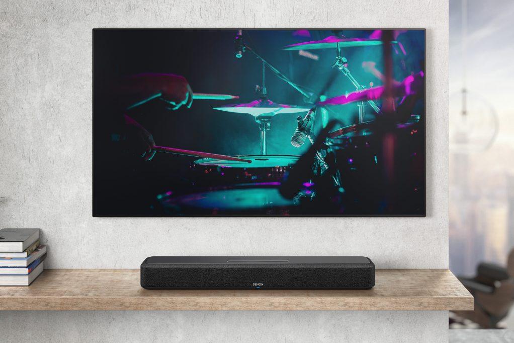 Denon Home Sound Bar 550 - lifestyle
