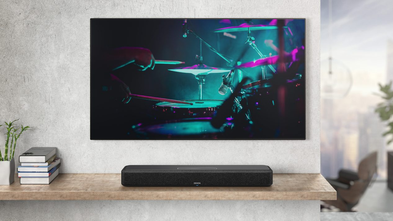 Denon Home Sound Bar 550 - lifestyle