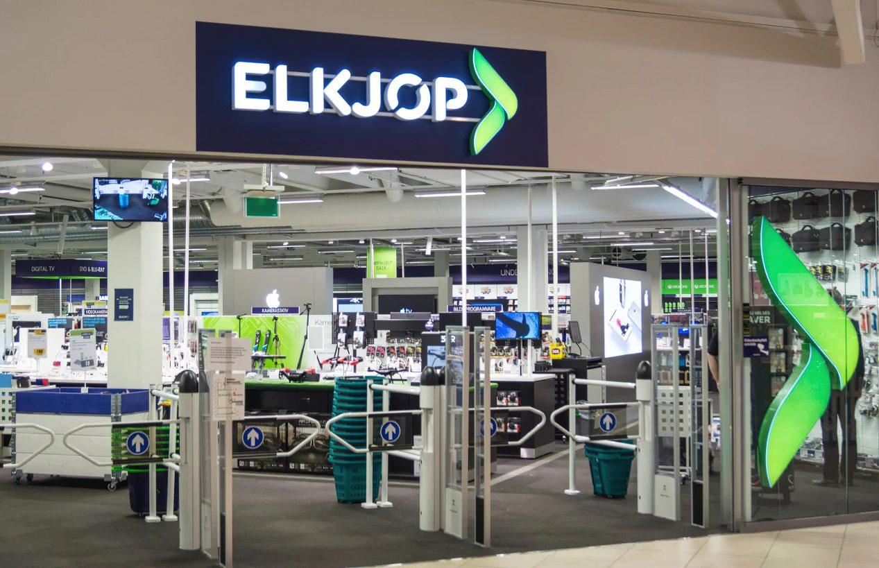 Elkjop live shopping