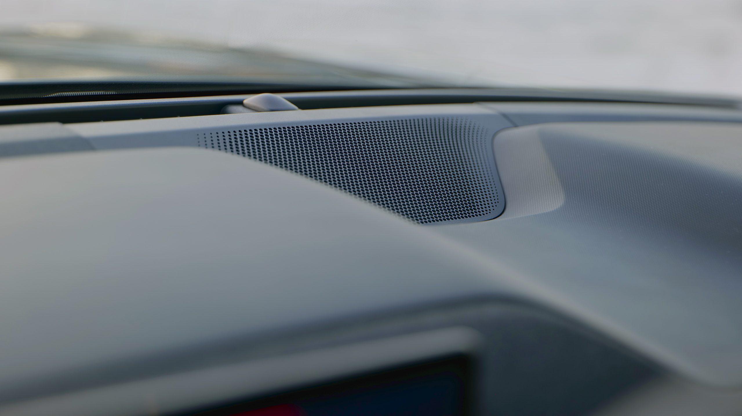 Ford Mustang Mach-E center speaker