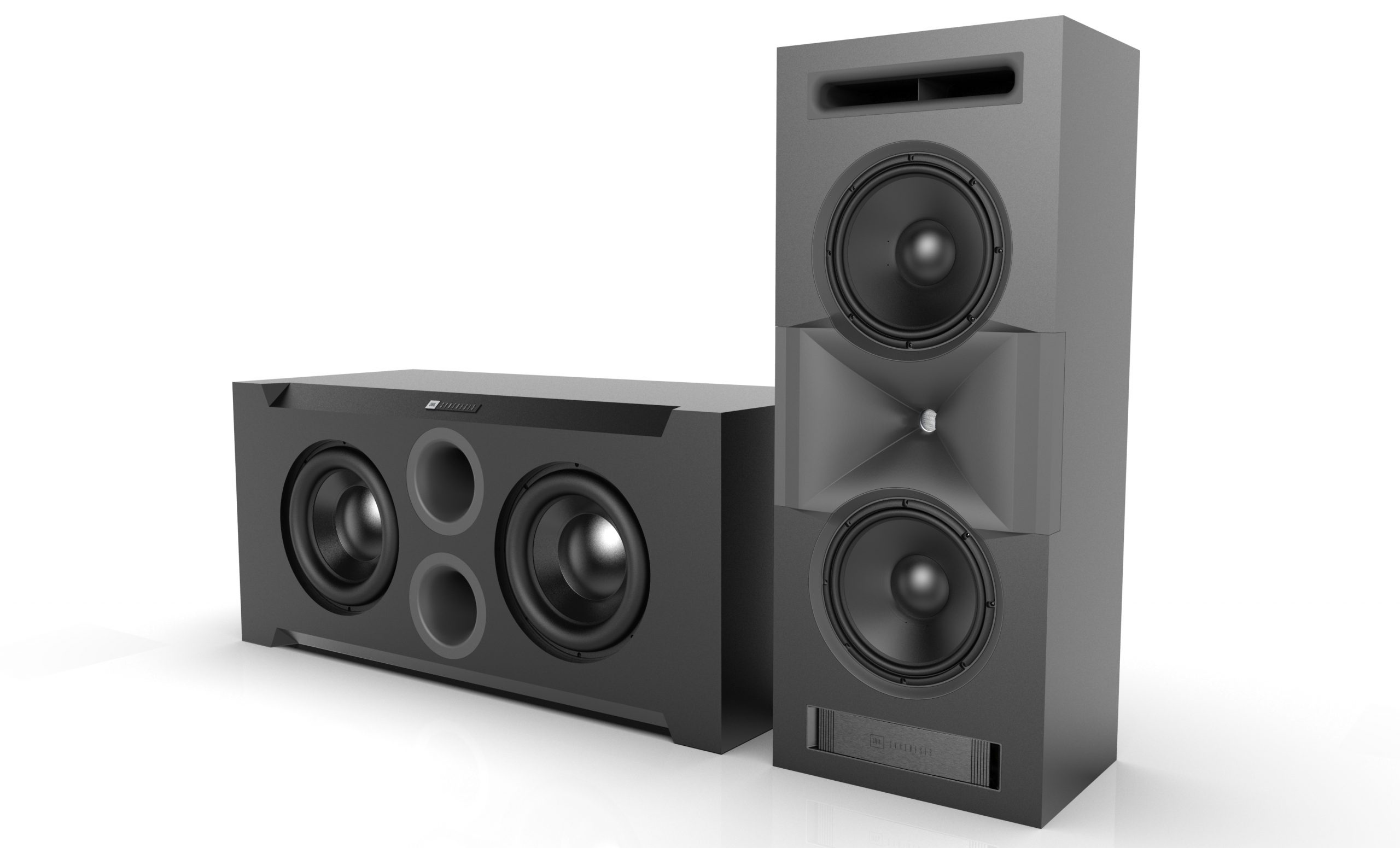 JBL+Synthesis+SCL-1+_+SSW-1+Group+for+Press+Release