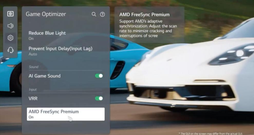 LG Game Optimizer 2