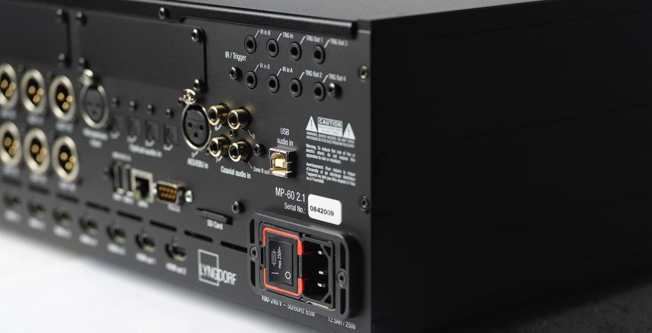Lyngdorf MP-60 2.1