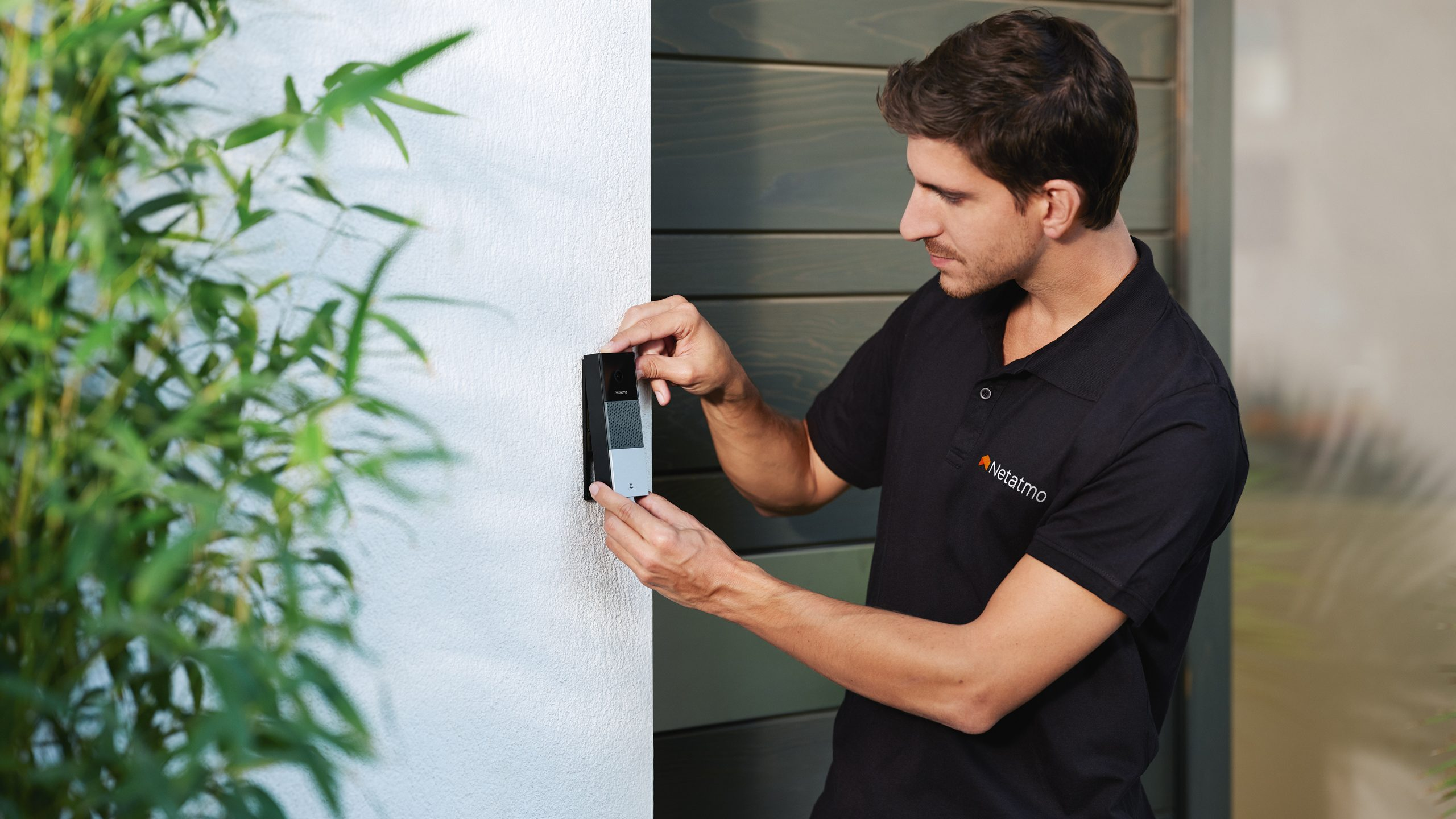 Netatmo Smart Video Doorbell installation