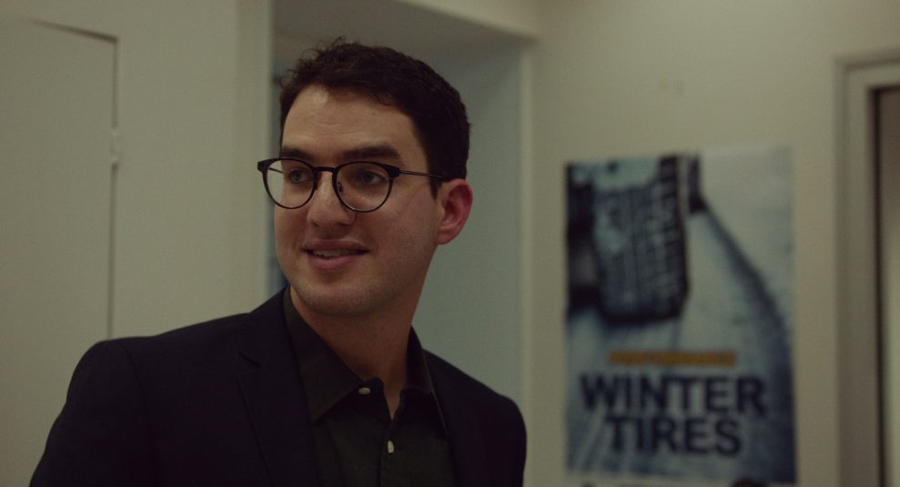 PIECES OF A WOMAN: Benny Safdie as Chris