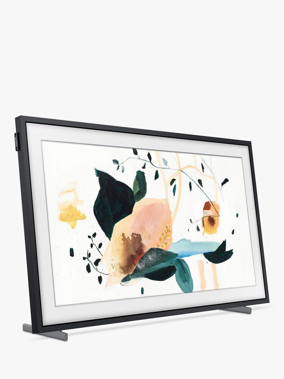 Samsung The Frame tilted 2