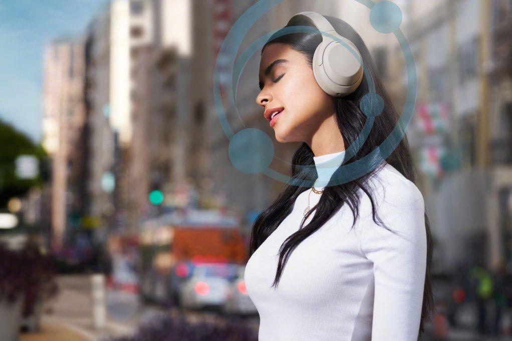 Sony WH-1000XM4 360 Reality Audio