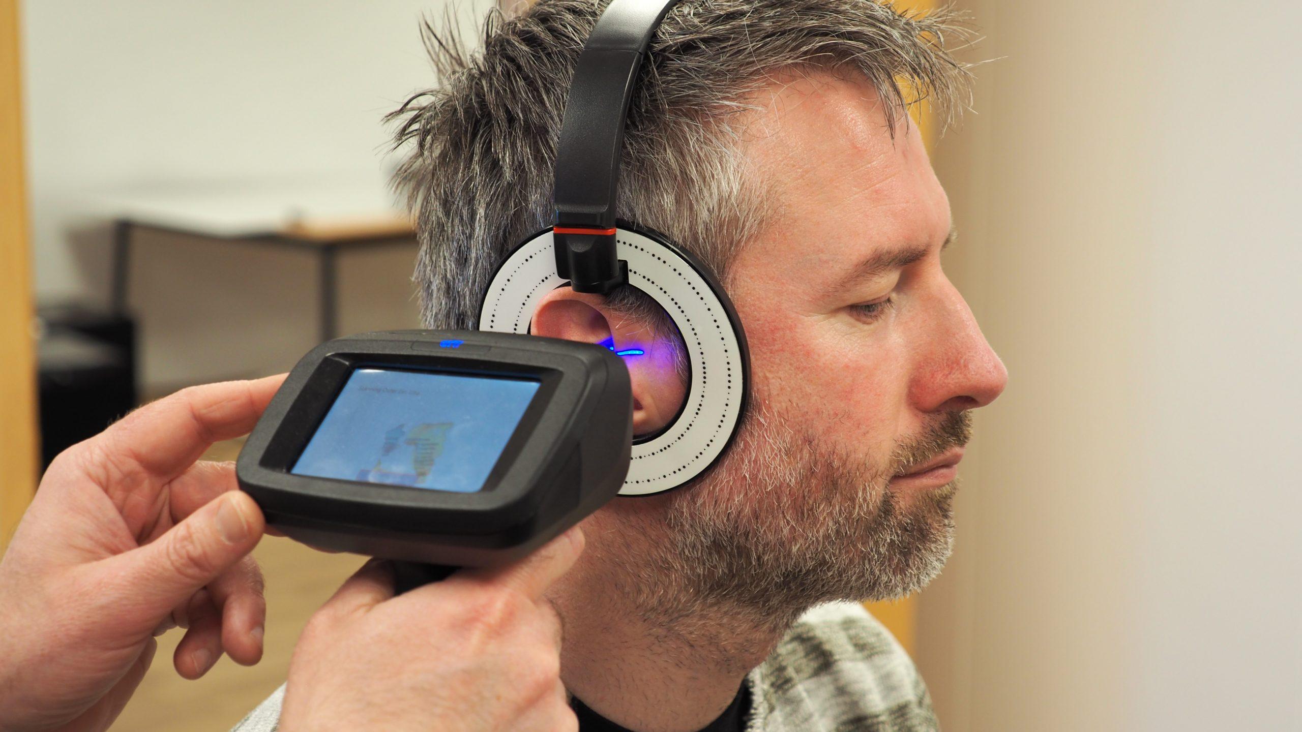 Ilicon 3D-scan