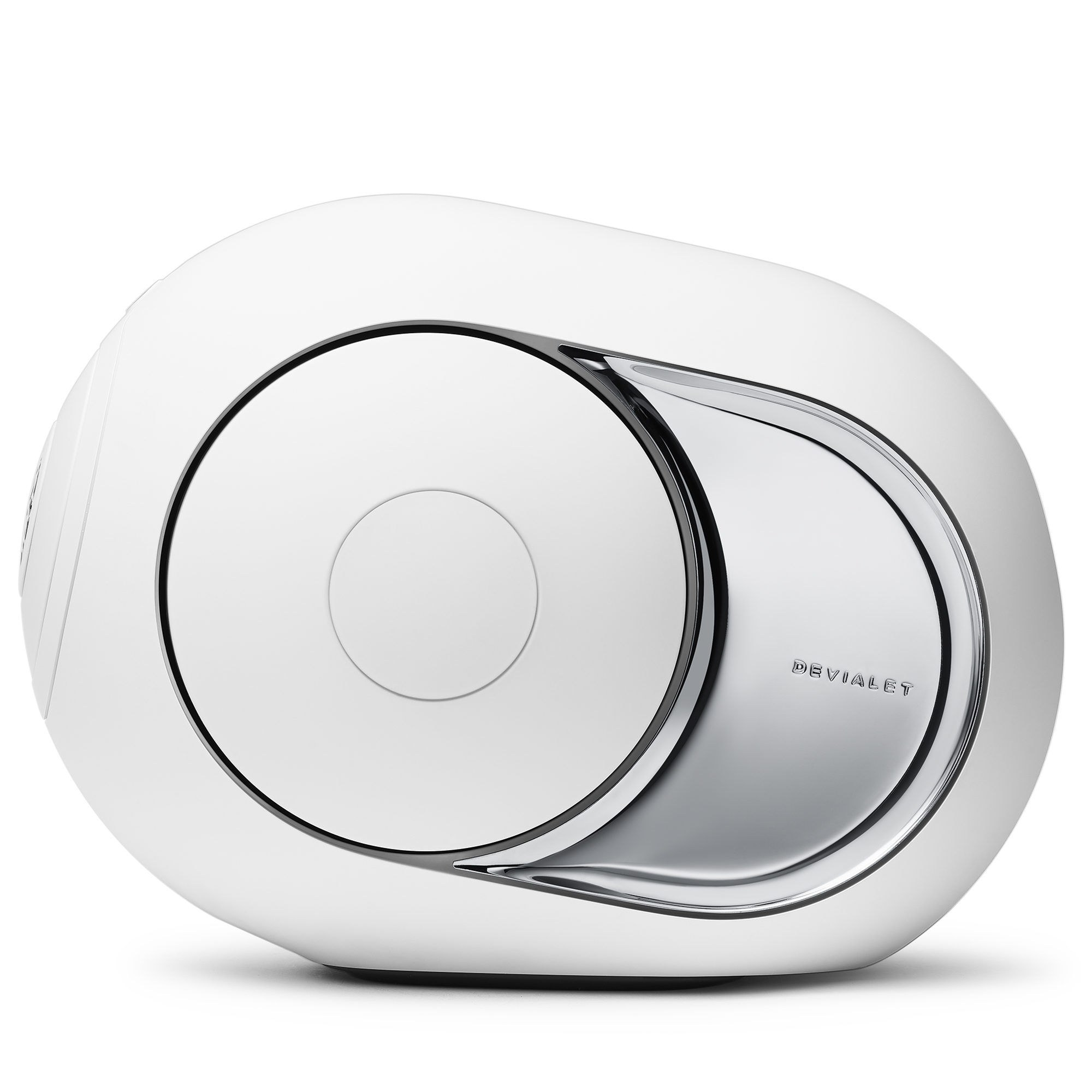 Devialet Phantom II light chrome