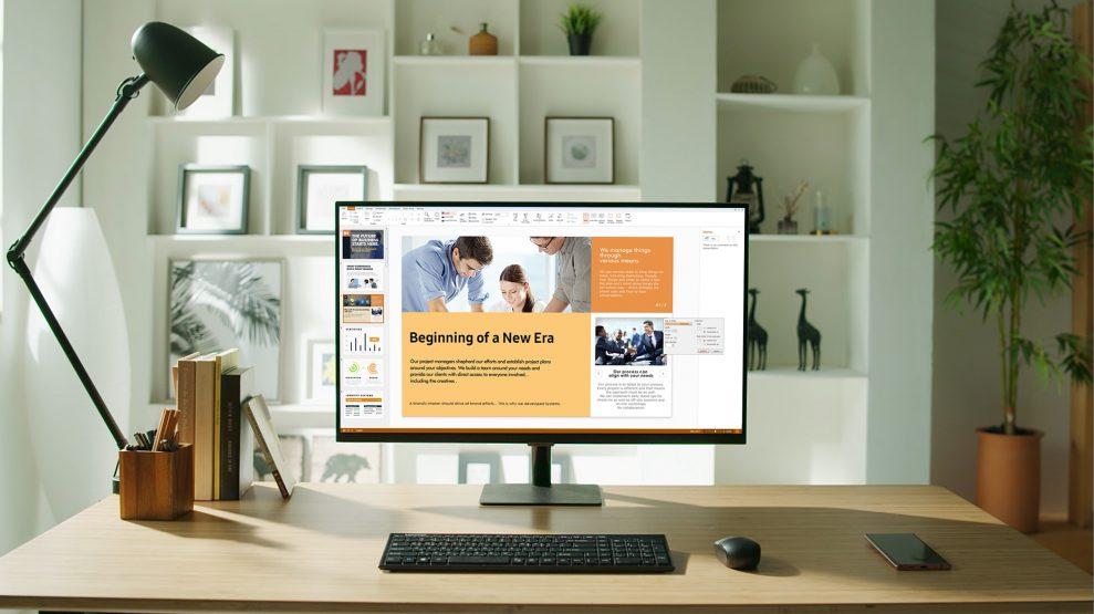 [Smart Monitor] Lifestyle Image 19