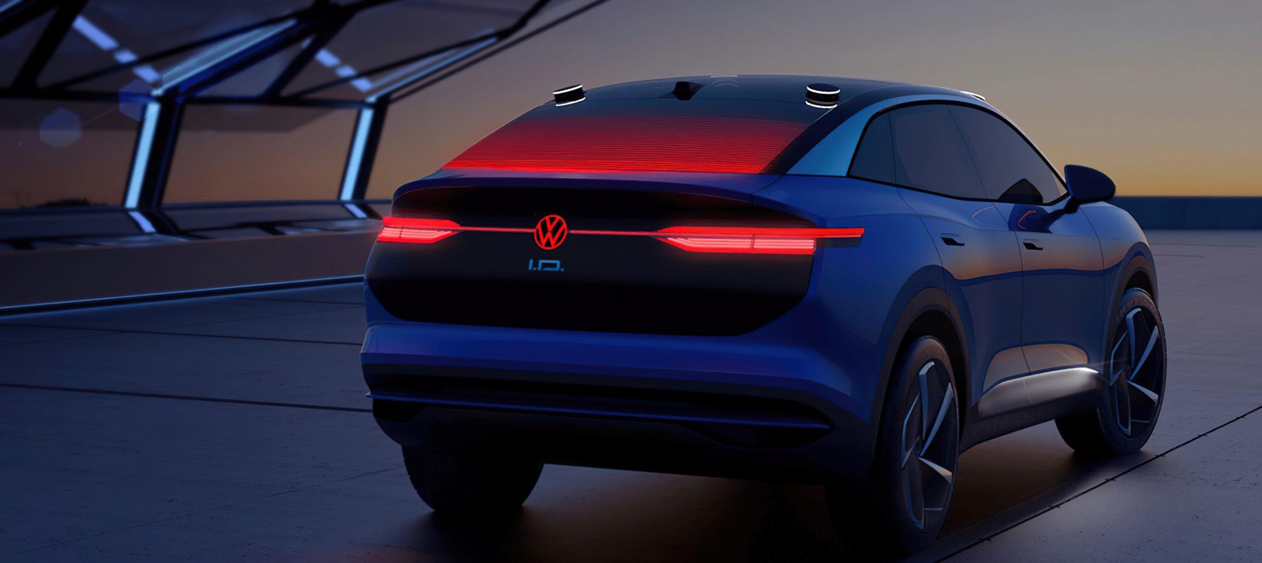 VW ID.5 concept