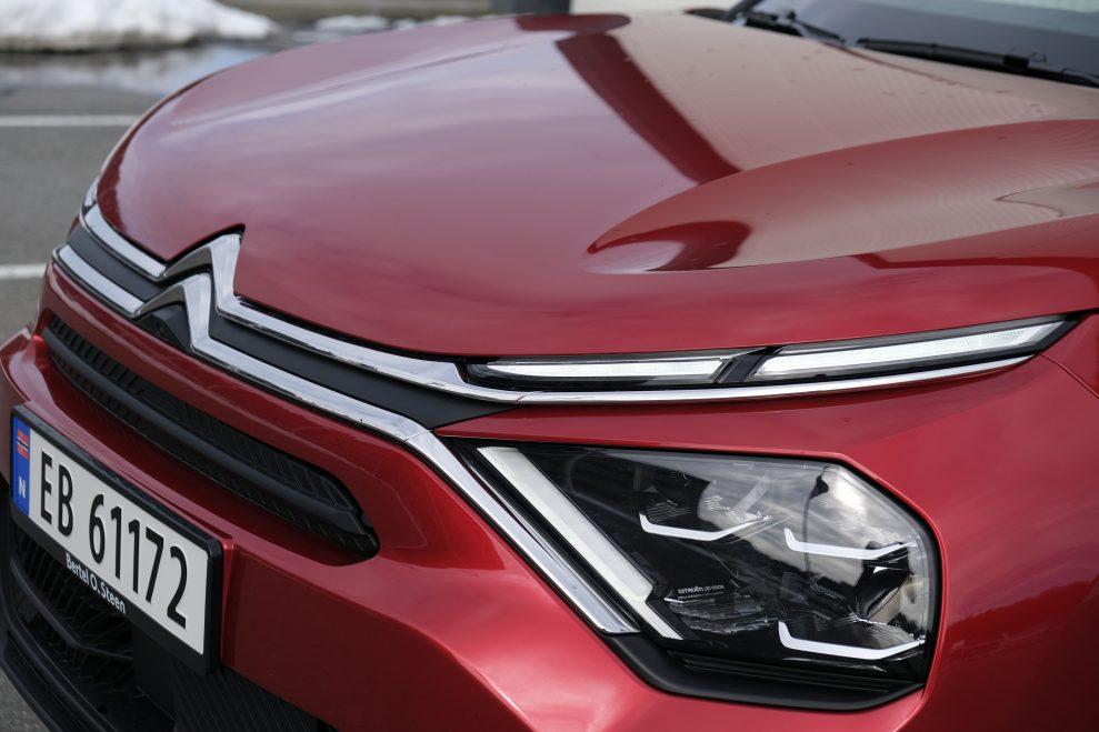 Citroën ë-C4 Shine LED