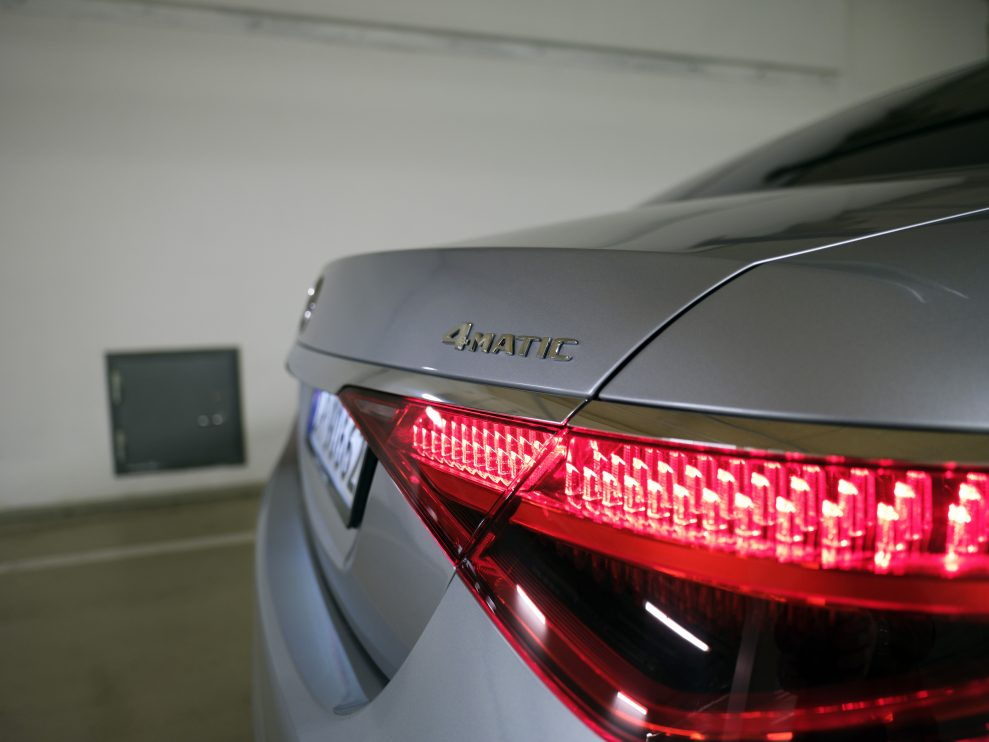 MB S500 4 matic