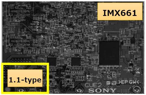 Sony IMX661