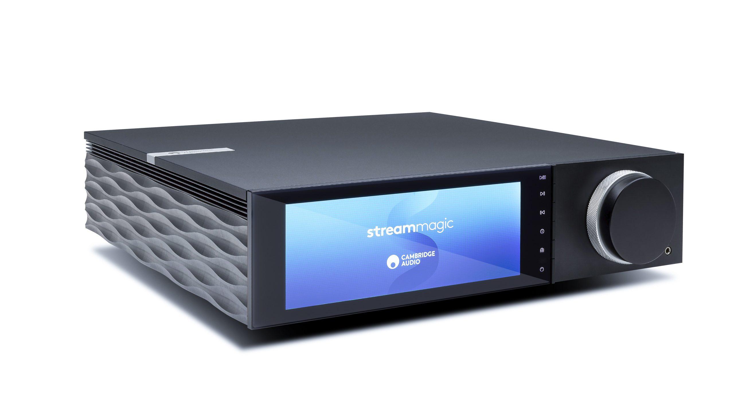 Cambridge Audio Evo black panels