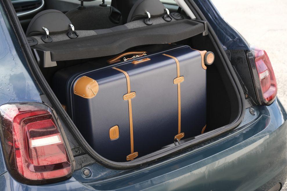 Fiat 500 koffert