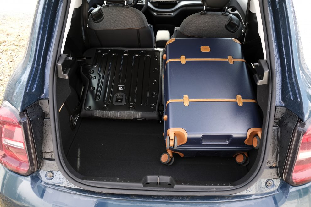 Fiat 500 koffert II