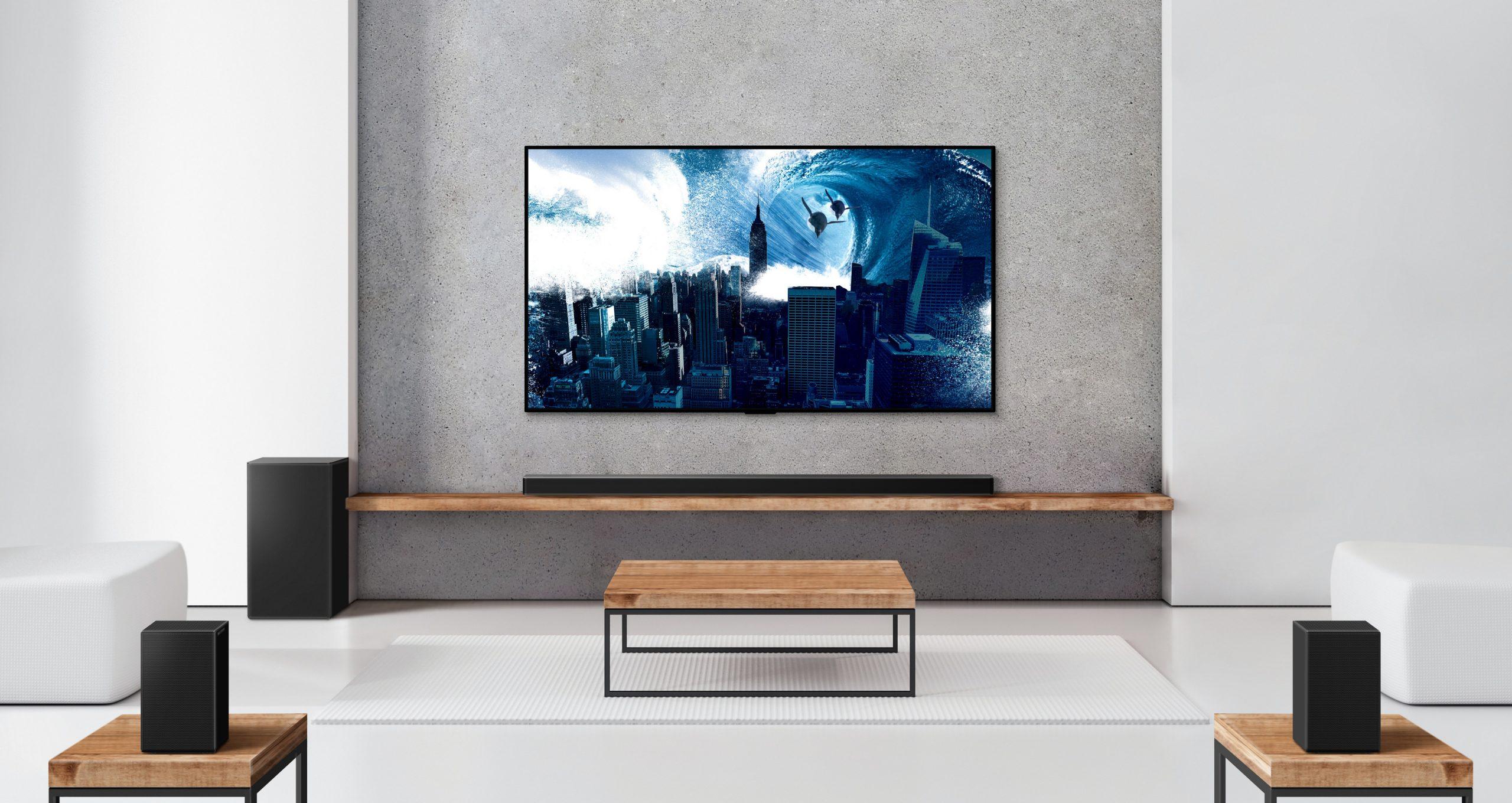 LG lydplanker 2021