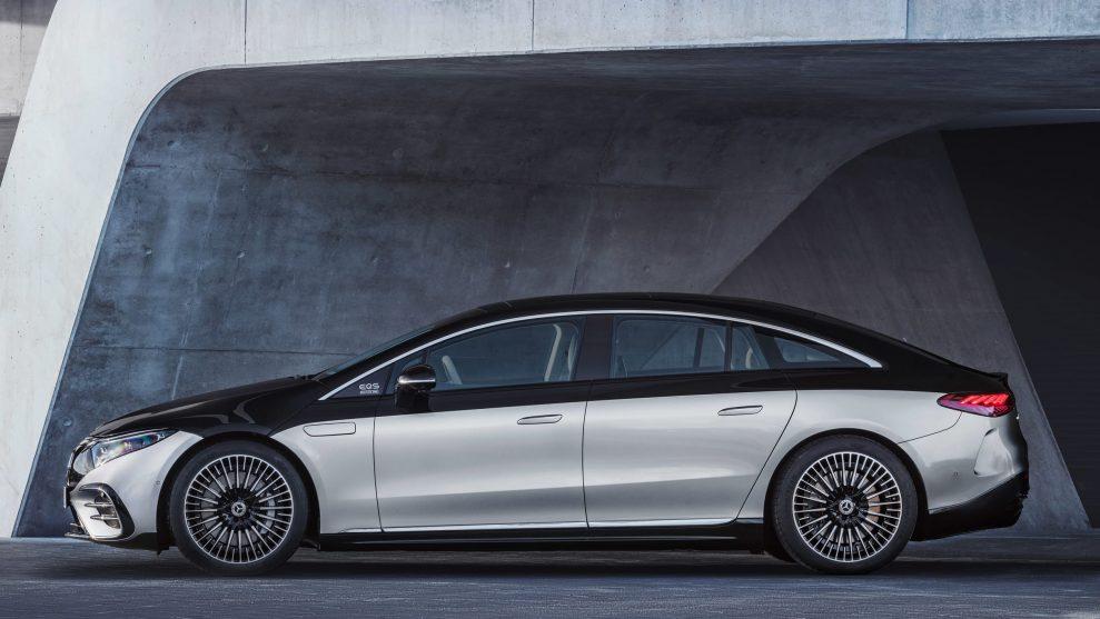 Mercedes EQS 1
