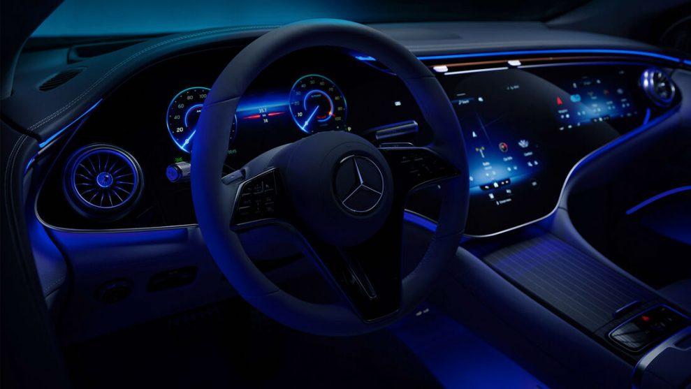 Mercedes EQS 10