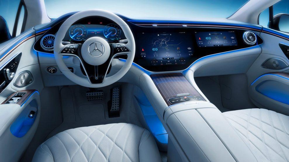 Mercedes EQS 6