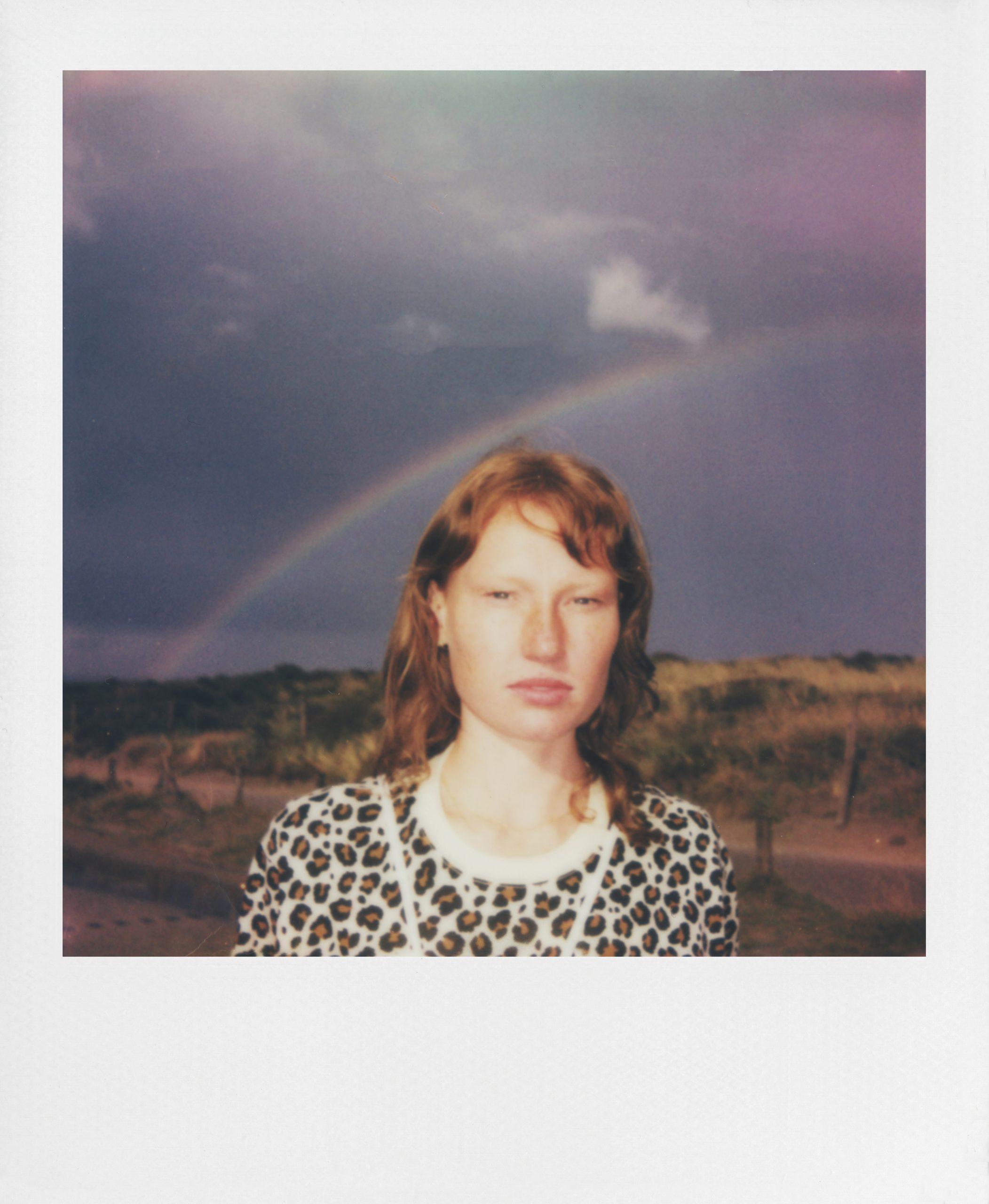 Polaroid Go rainbow