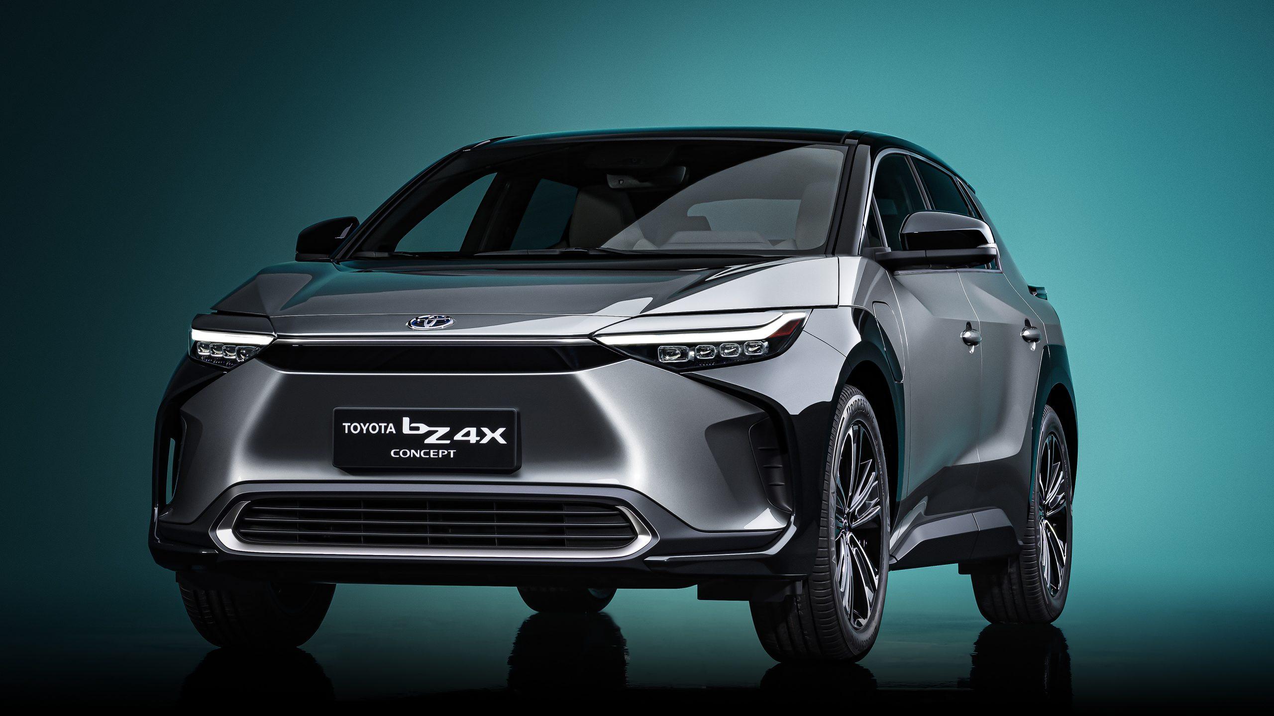 Toyota bZ4X(2)