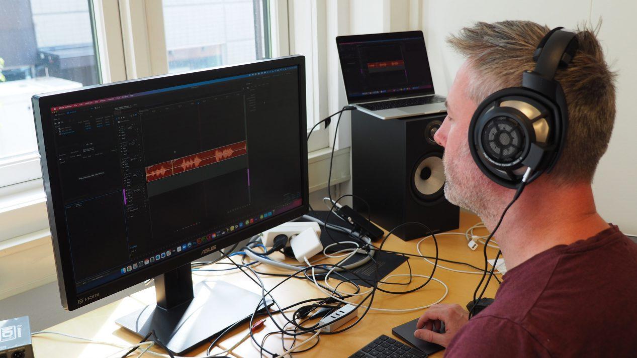 Adobe Audition Graabein
