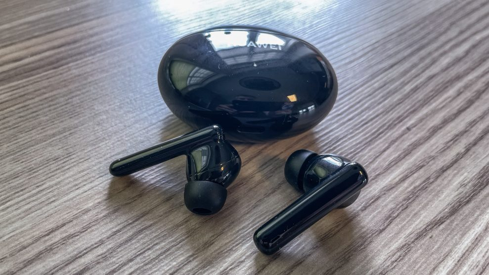 Huawei FreeBuds 4i photo Geir Nordby