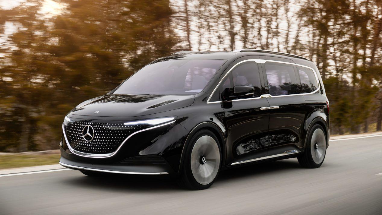 Mercedes-Benz EQT